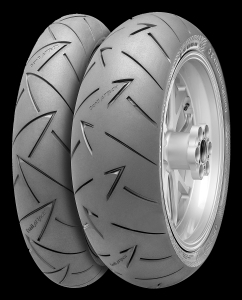 Continental sport touring tyres
