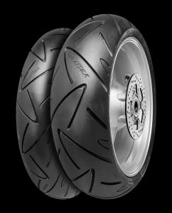 ContiRoadAttack sport touring tyre