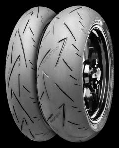 Kawasaki Z1000 tyres