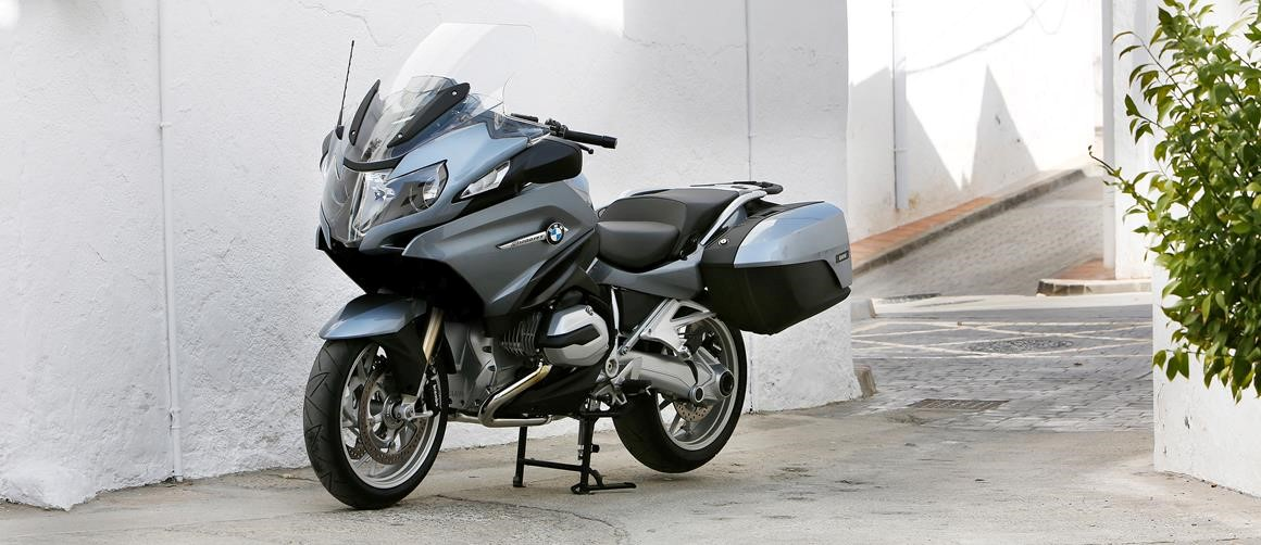 2014 BMW R1200 RT tyres