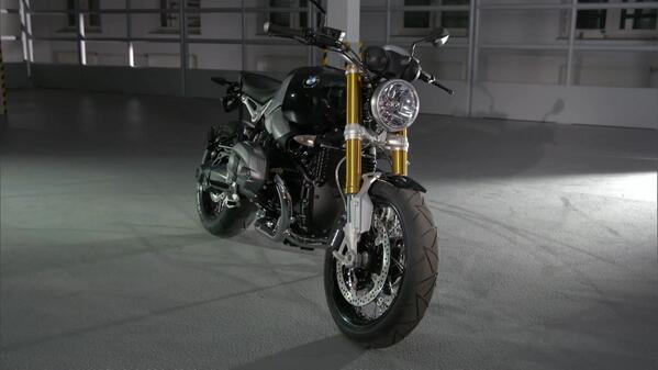 BMW R nineT test