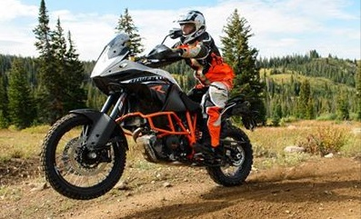 KTM 1190 Adventure R Bike of the Year