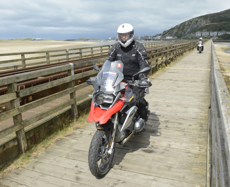 BMW R1200 GS tyres
