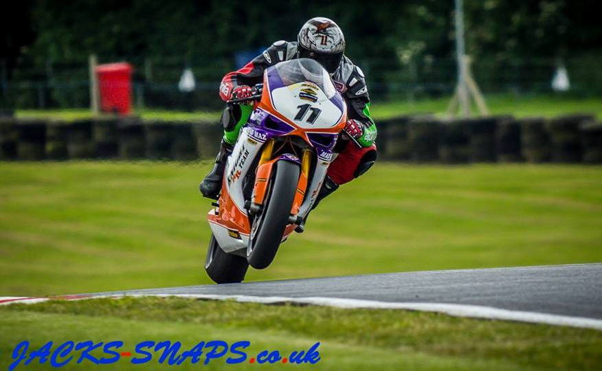 James Folkard Racer