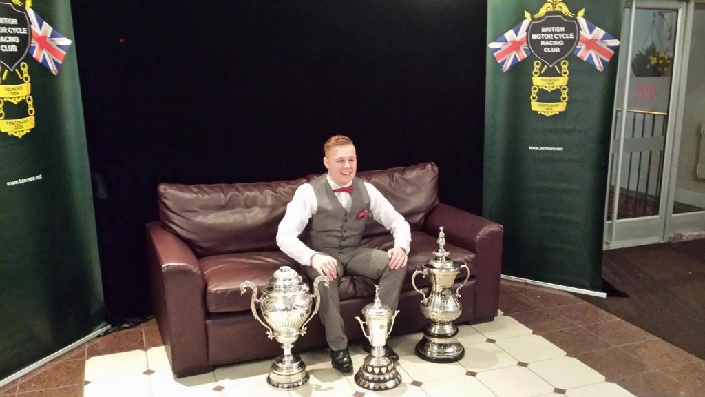 Sam Coventry BSB Racer