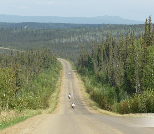 Dalton Highway by Motorcycle