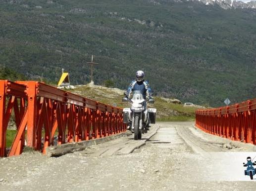 Patagonia Motorcycle Tour
