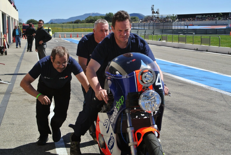 Phase One Endurance Racing