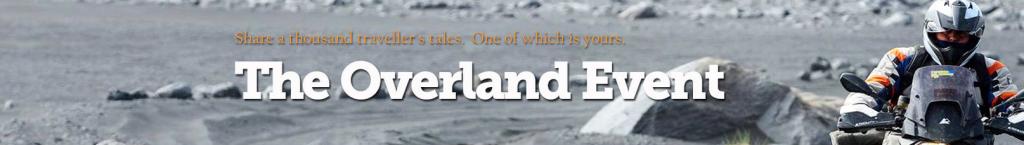 Overland Event 2015