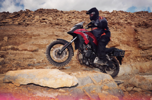 Honda CB500X Adventure Rally Raid Products