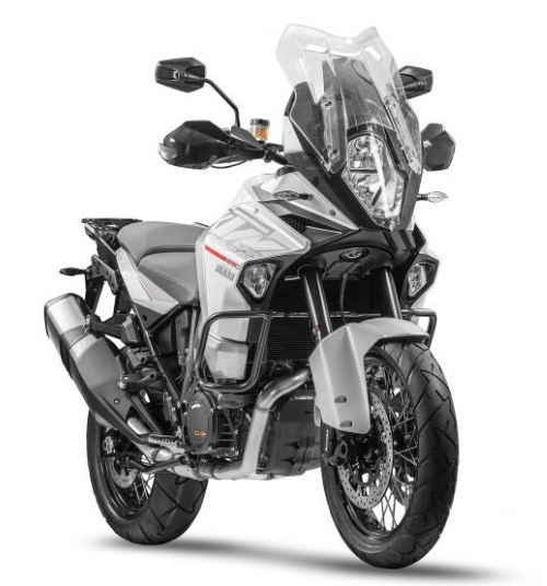 BMW R1200GS Adventure or KTM 1290 Super Adventure