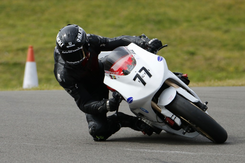 MotoE racing 2015