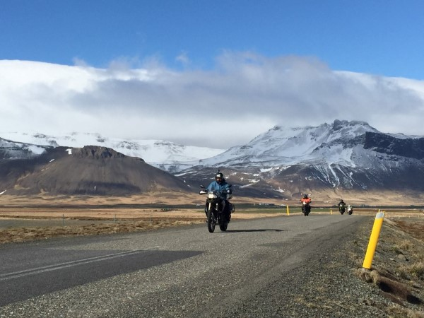 GlobeBusters motorcycle tours iceland