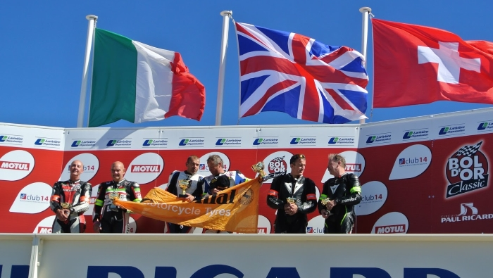 Classic Bol d'Or 2015 Phase One