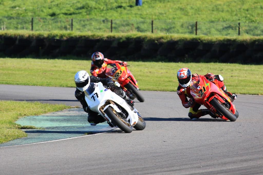 MotoE 2015 Zongshen Factory Racing