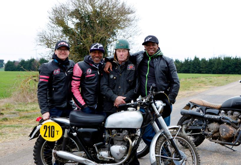 Easy Riders Series 5