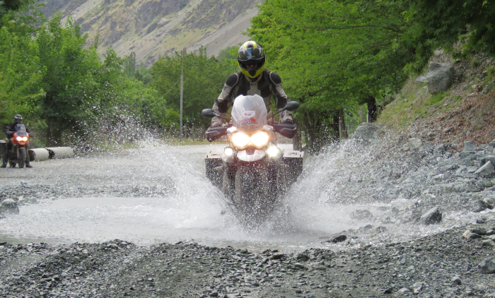 Toughest adventure motorcycle tyres