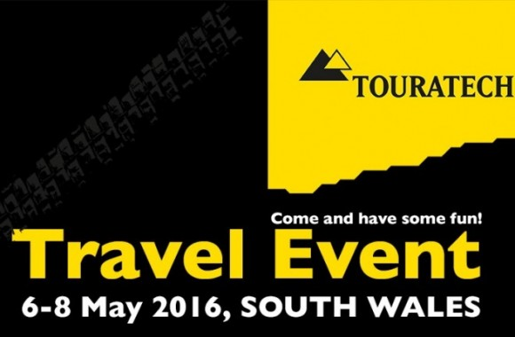 travel event logo - top line