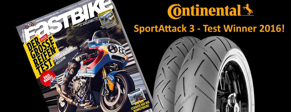 independent sports tyre test 2016