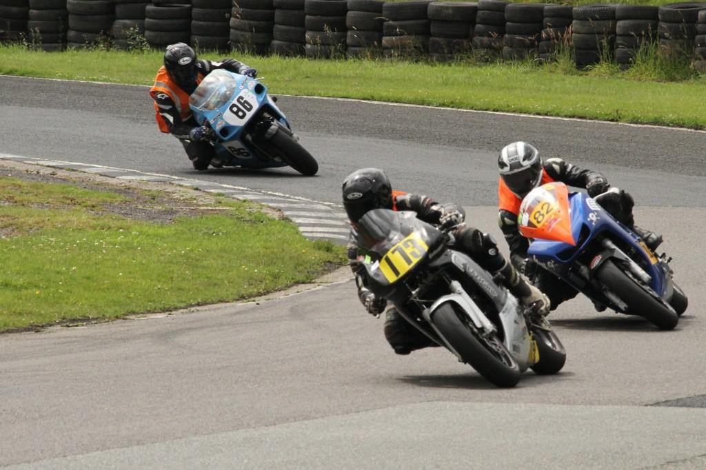 Minitwin race tyres Joe Walton Eazi Grip