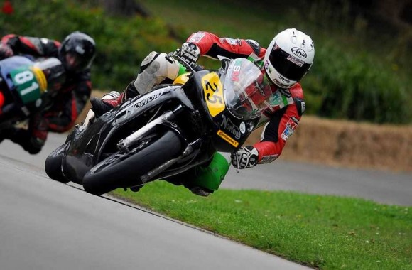 Matthew Rees Kickstart Motorcycles SV650
