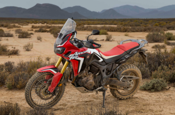 Africa Twin Off-Road UK review