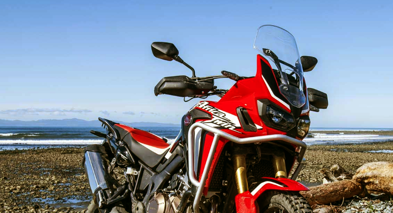 Honda Africa Twin tyres CRF1000L