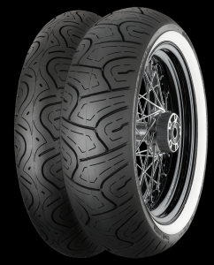ContiLegend White Wall custom tyre