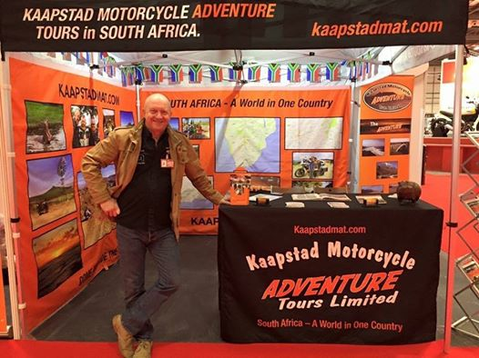 Kaapstad motorcycle tours alex jackson