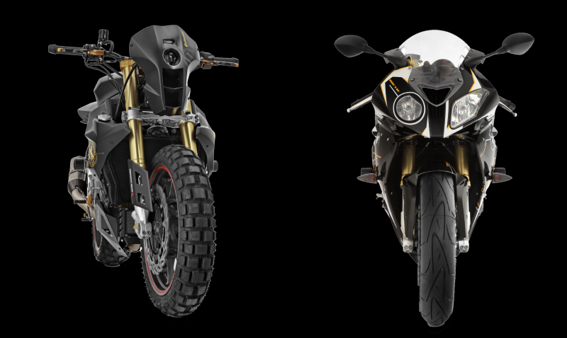 Continental tyres mad max motorcycle