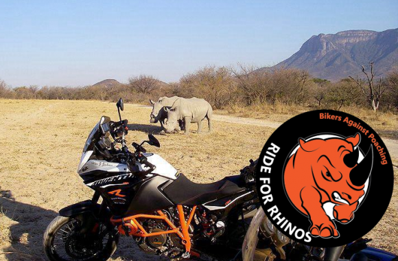 Alex J Jackson Ride For Rhinos