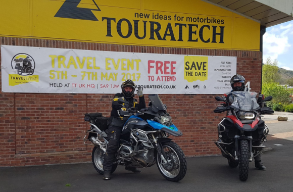 Touratech Travel Show 2017