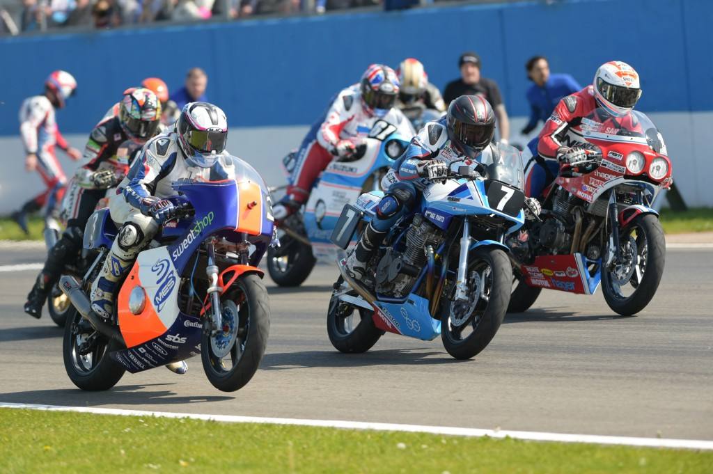 Endurance Legends Donington Park 2017