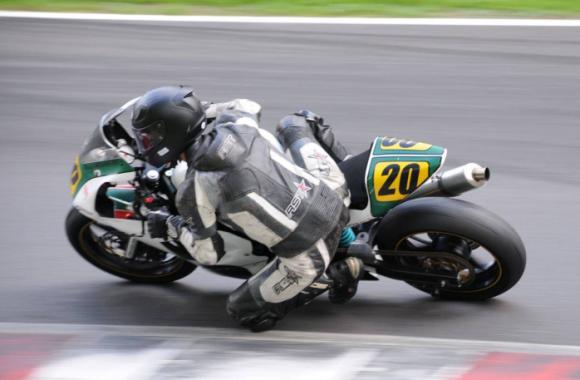 Paul Wardell Cadwell Park NG Raod Racing Minitwins