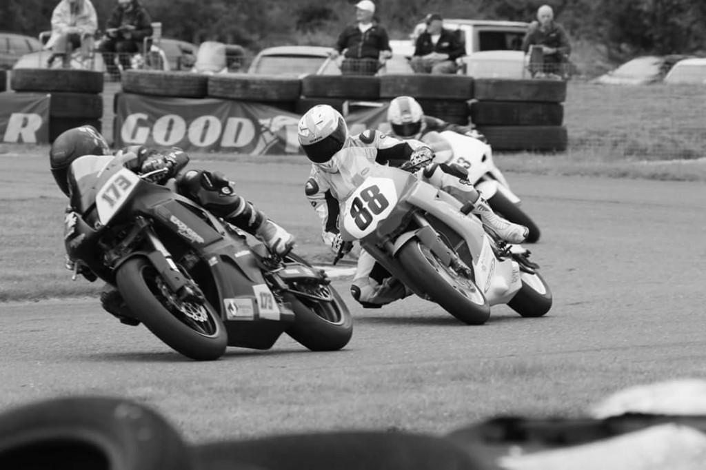 Darley Moor race tyres