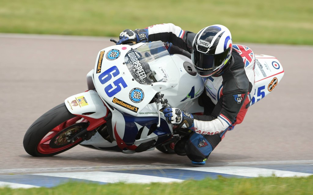 Thundersport tyres Rockingham