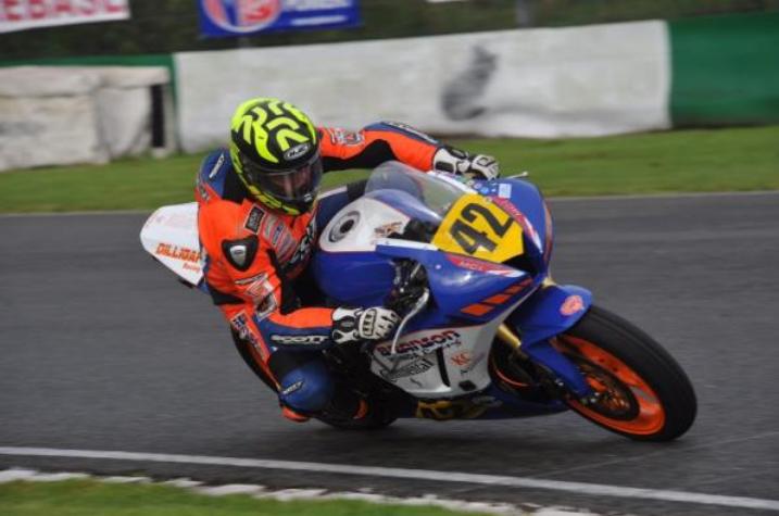 Dilligaf Racing Steve Moody EMRA 2017