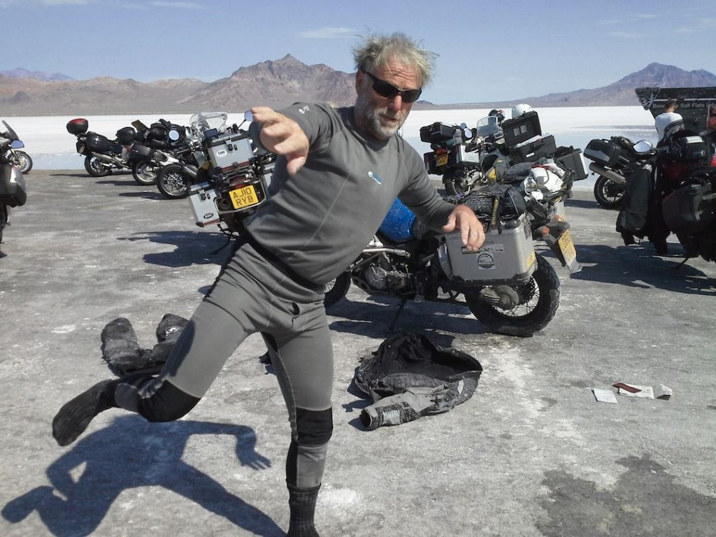 what to pack for motorcycle adventure