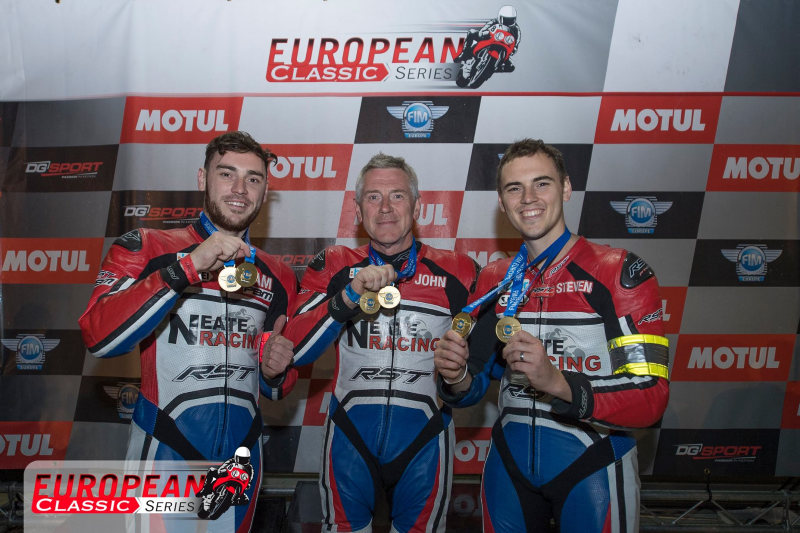 Neate Racing European Classic Series 2017