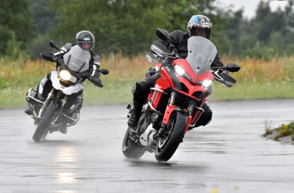 Ducati Multistrada sport touring tyres