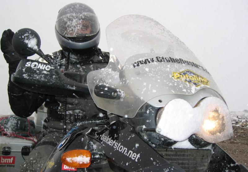 winter motorcycle checks preparation advice
