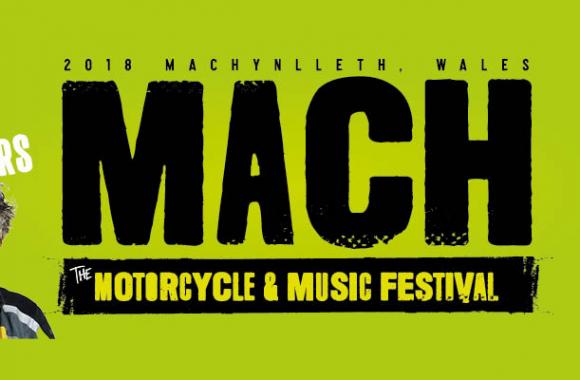 Mach 3 Festival Nick Sanders
