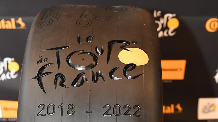 Continental tyres Tour de France 2018