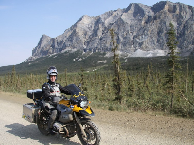 Riding your motorcycle in Alaska guide