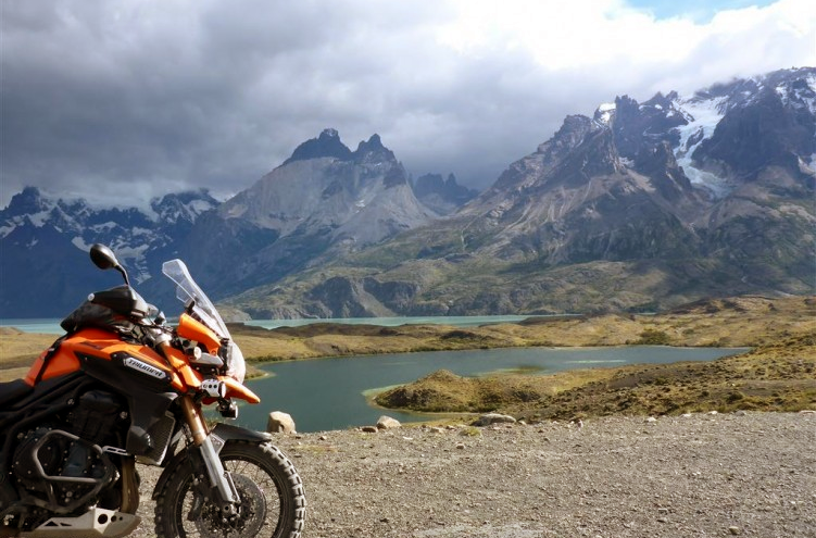 Patagonia motorcycle guide
