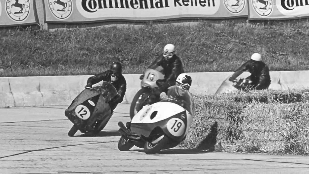 History of Continental Motorcycle Tyres