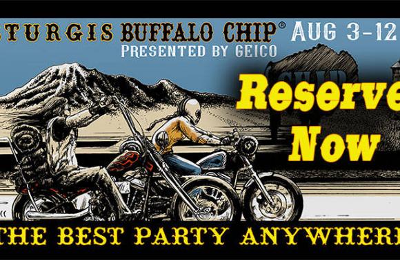 Buffalo Sturgis Chip 2018