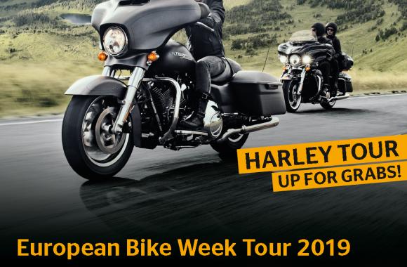 Harley Tour