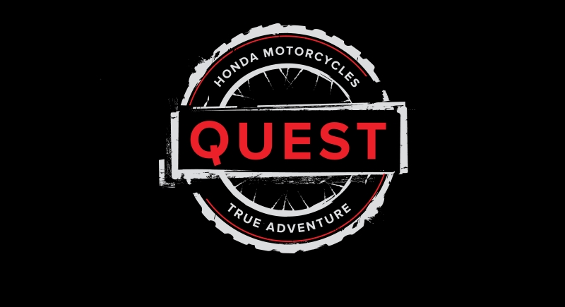 Honda Adventure Quest namibia