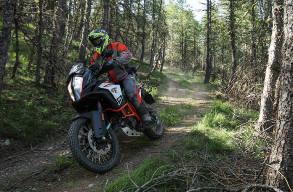 KTM UK Adventure Rally